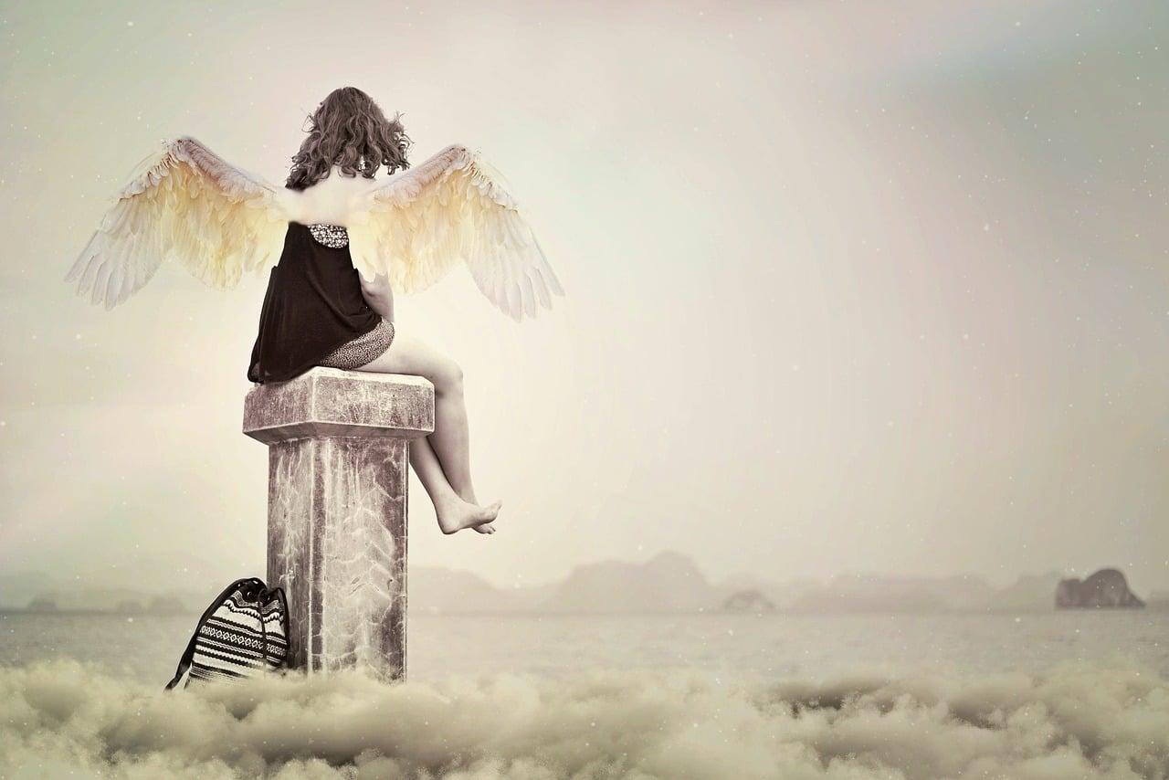 Angeli v človeških podobah 2.del 1