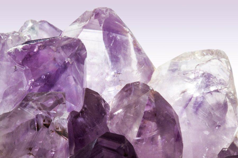 Čiščenje kristalov 1