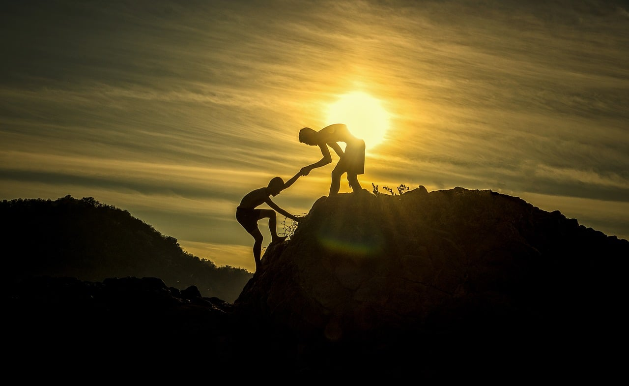 Kdaj pomagati in kdaj pomoč odkloniti? 1