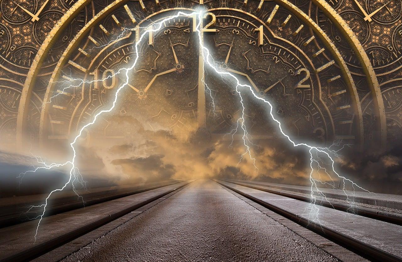Čas in vibracije 1