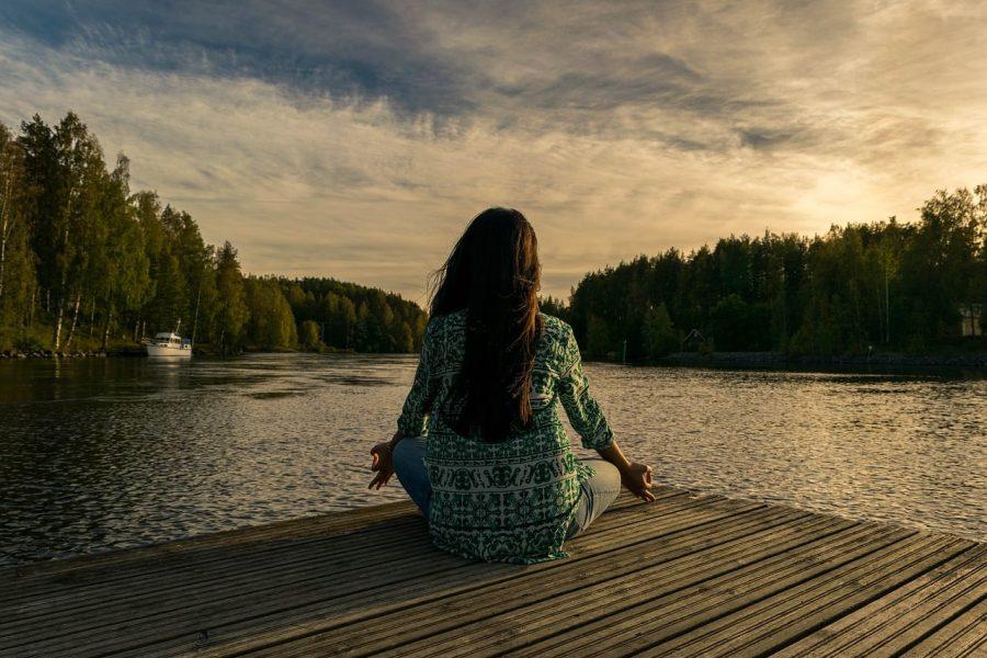 Budistična TERAVADA meditacija - meditacija na dih 2