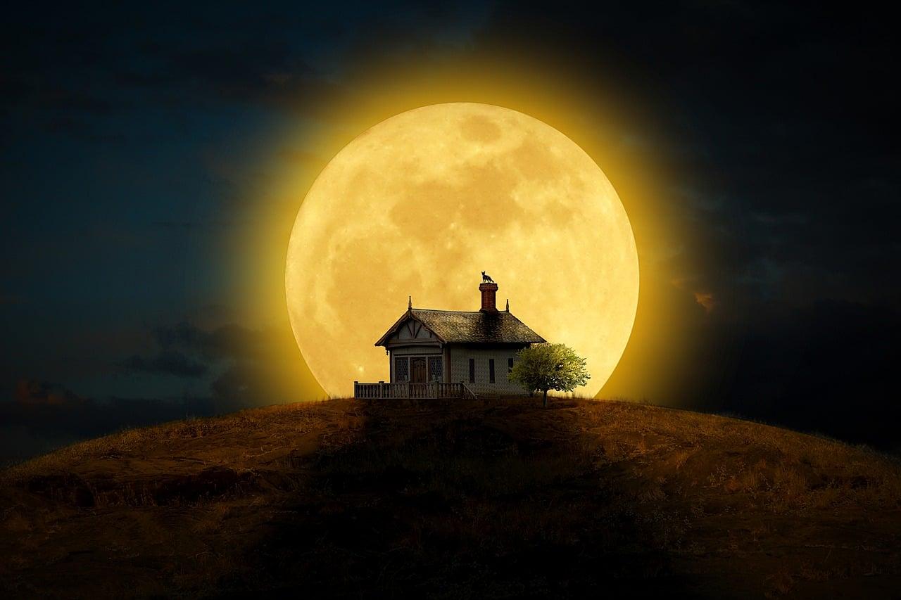 Polna luna in kaj nam prinaša... 18
