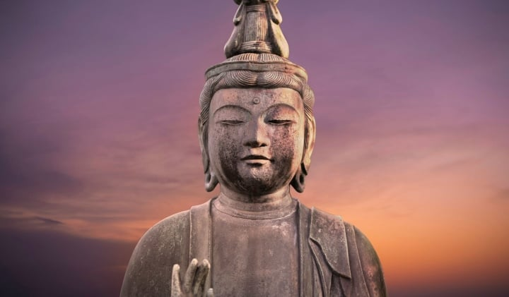 Buda: Zlo ne more vstopiti v tistega, ki sam ne dela zla 7