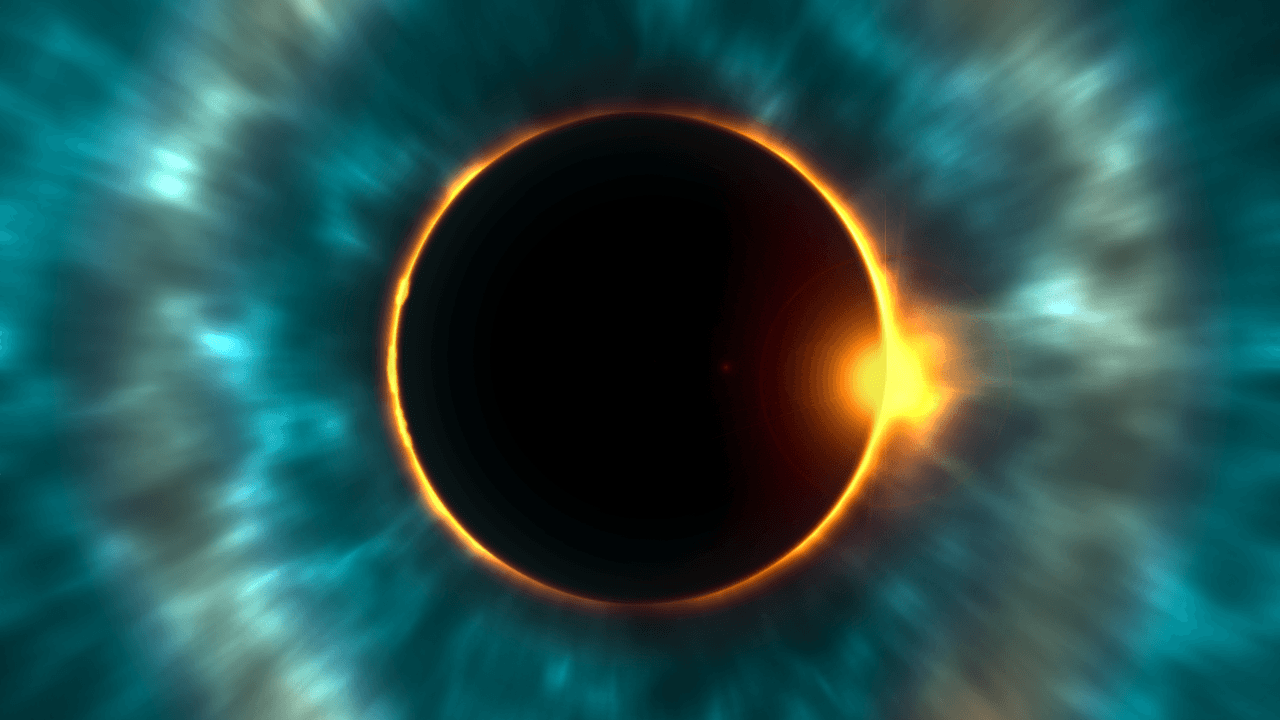 Sporočilo na današnji Sončev mrk 14