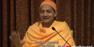 Swami Sarvapriyananda: Tišina onstran tišine 2