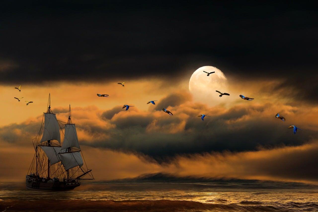 Vpliv polne lune - Septembrski lunarni cikel 14