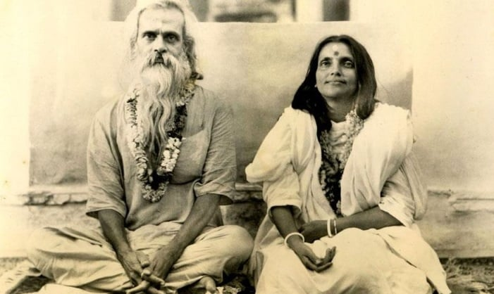 Sad Vani - Sri Anandamayi Ma 1