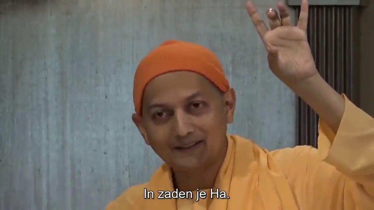 Swami Sarvapriyananda: Kako uspeti v duhovnem življenju 4