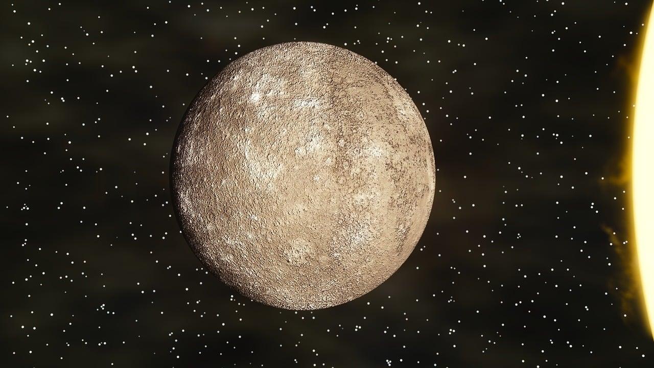 Merkur se 31.10.2019 obrne v retrogradno gibanje 1