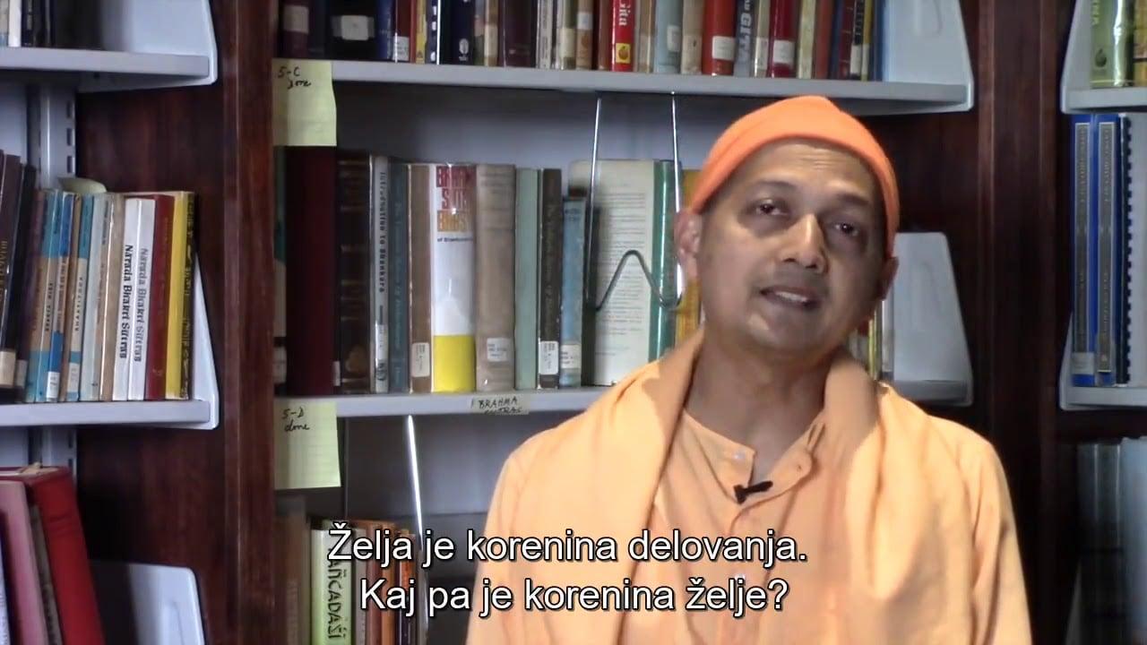 Swami Sarvapriyanada: Kako lahko čutimo Božansko Prisotnost na sredini trpljenja v svetu 6