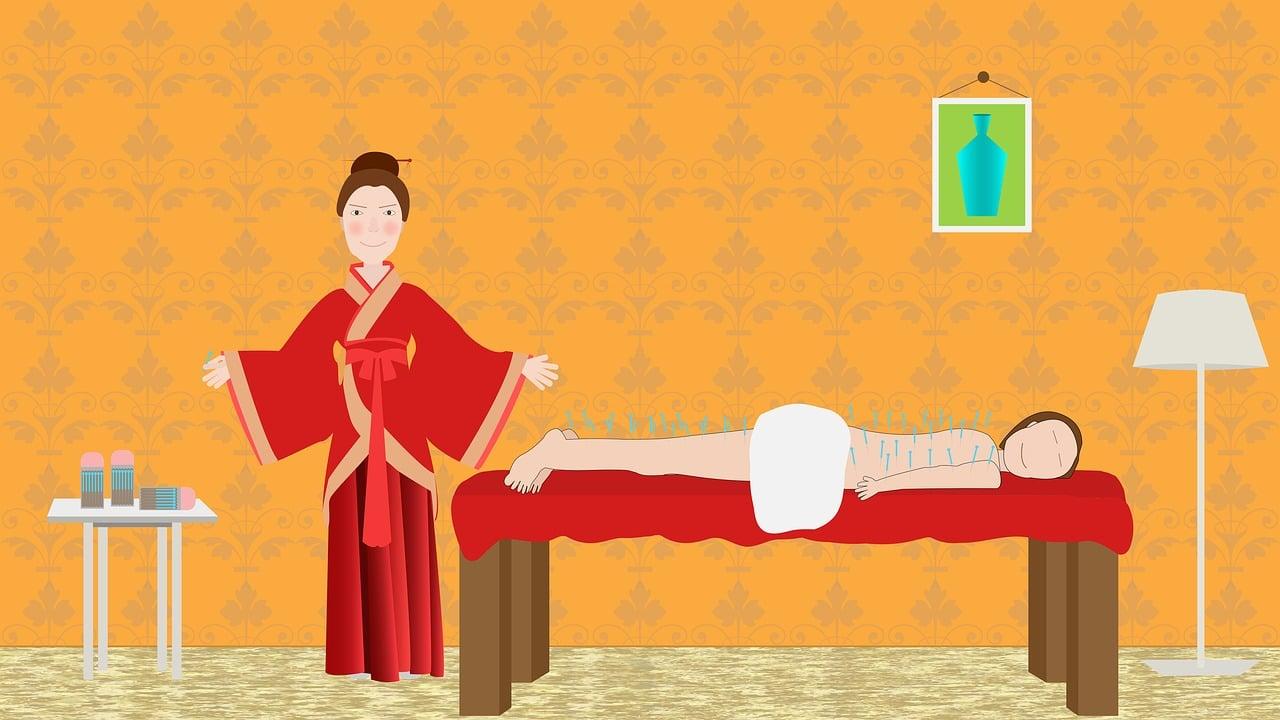 Akupunktura priznana kot protibolečinska terapija 1