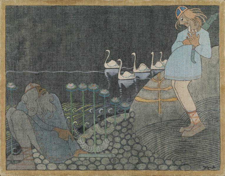 Junaška pesnitev Kalevala - Spomenik finske identitete 6