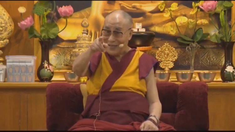 Dalailama - Moderna psihologija je na ravni vrtca 1