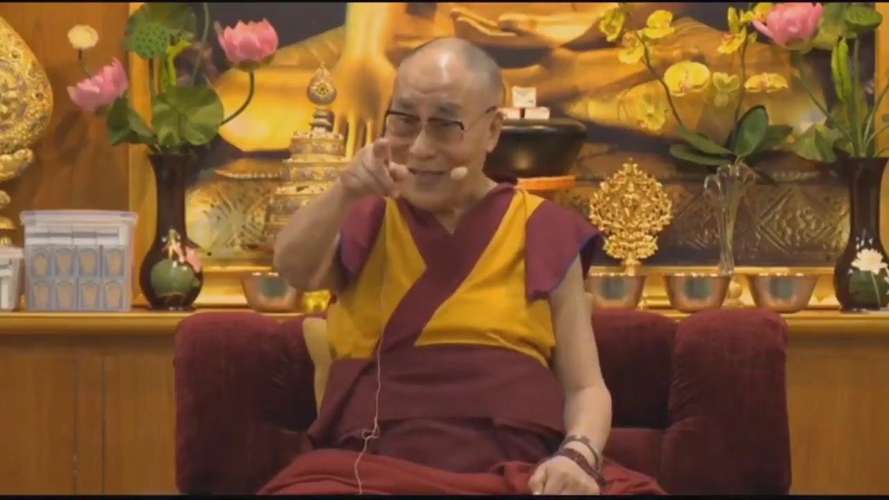 Dalailama - Moderna psihologija je na ravni vrtca
