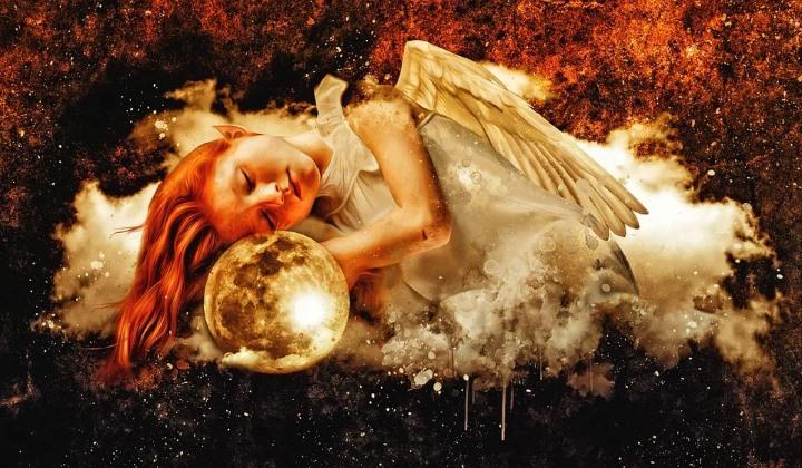 Meditacija za otroke: Spoznaj svojega posebnega angela 1