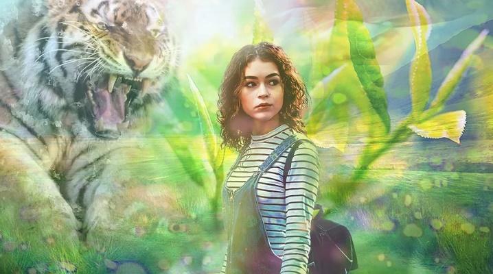 Alica v čudežni deželi 5