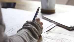 Pisanje ali beseda kot izrazno sredstvo