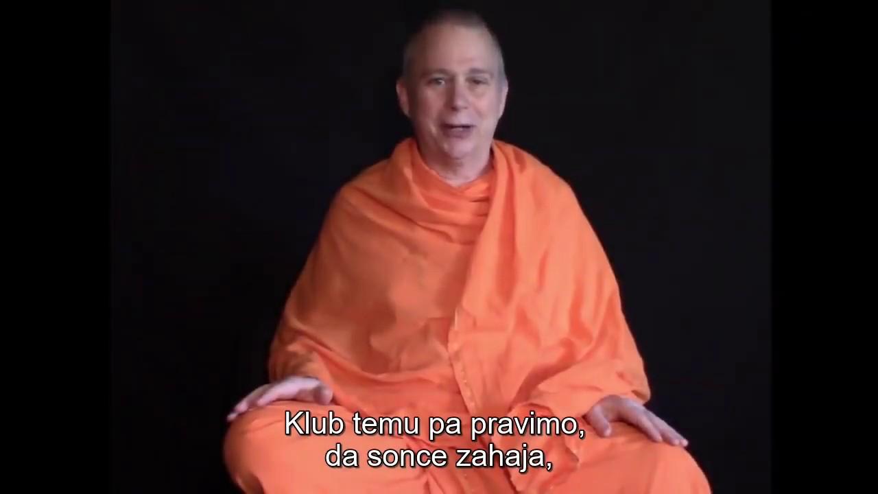 Učenja Vedante o osvoboditvi | Moksha | Swami Tadatmananda 1