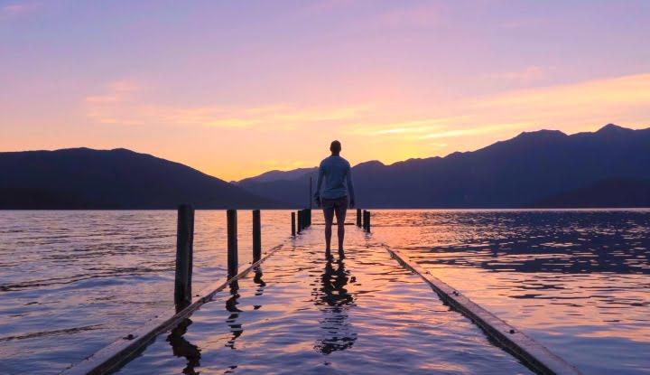 Izkušnja biti človek je del duhovnega potovanja 1