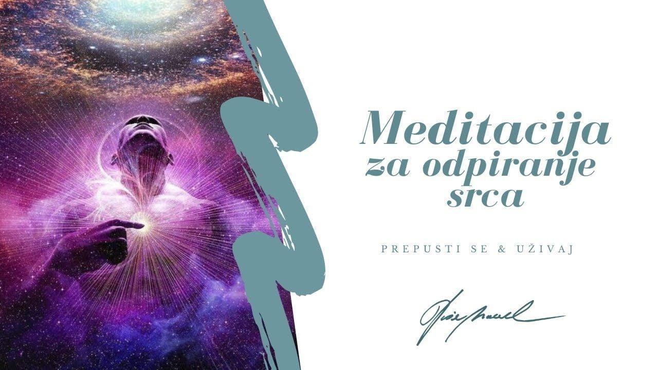 Meditacija za odpiranje srca
