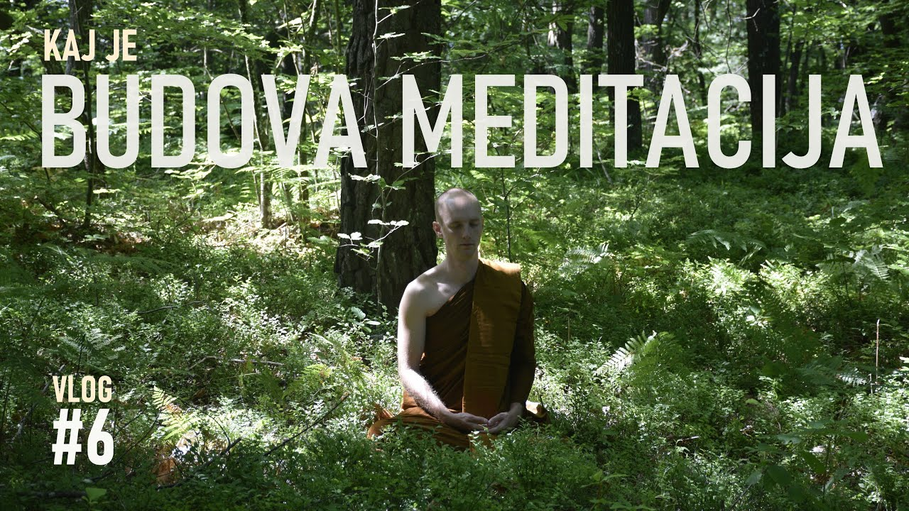 Kaj je Budova meditacija 10