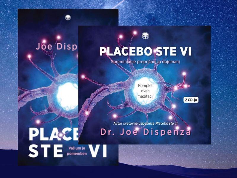 Komplet Placebo ste vi + Meditacijski CD 1