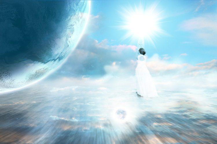 5D je dimenzija kamor človeštvo vstopa ...