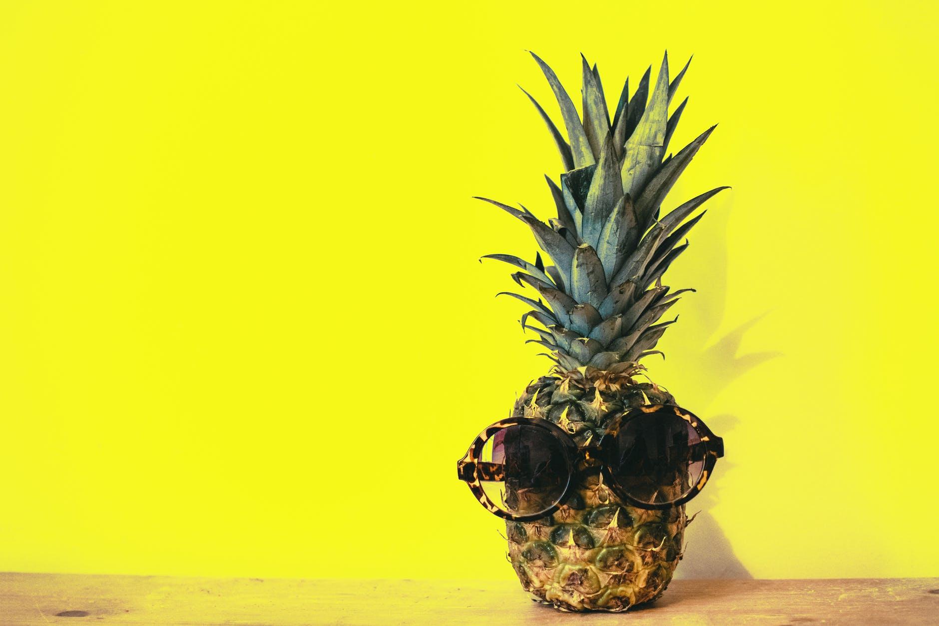 Ananas, tovarna encimov
