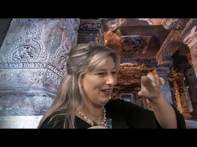 Onstran razuma: Aleksandra Drole o akaških zapisih in dušnem načrtu