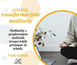 Transformacijske meditacije