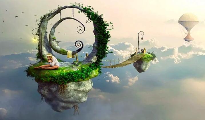 Aktivno sanjanje - Onkraj omejitev svojega jaza do divje svobode 1