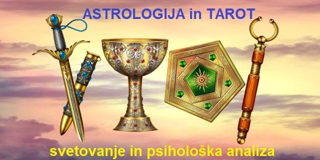 Astrologija in Tarot svetovanje