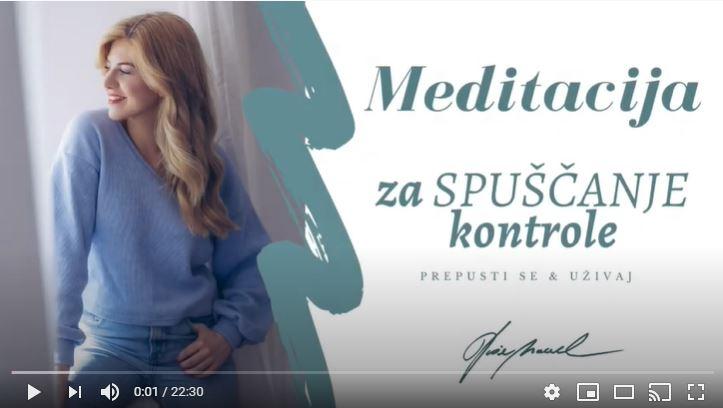 Vodena meditacija za spuščanje kontrole 3