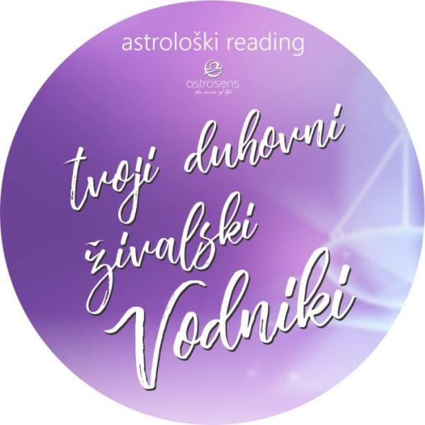 Astrološki reading – TVOJI DUHOVNI ŽIVALSKI VODNIKI