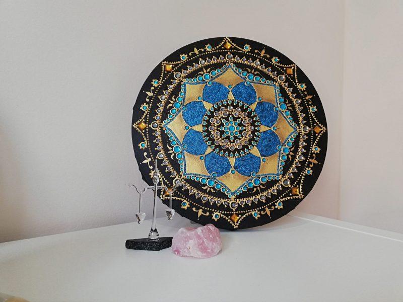 Mandala Vibracija povezovanja 2