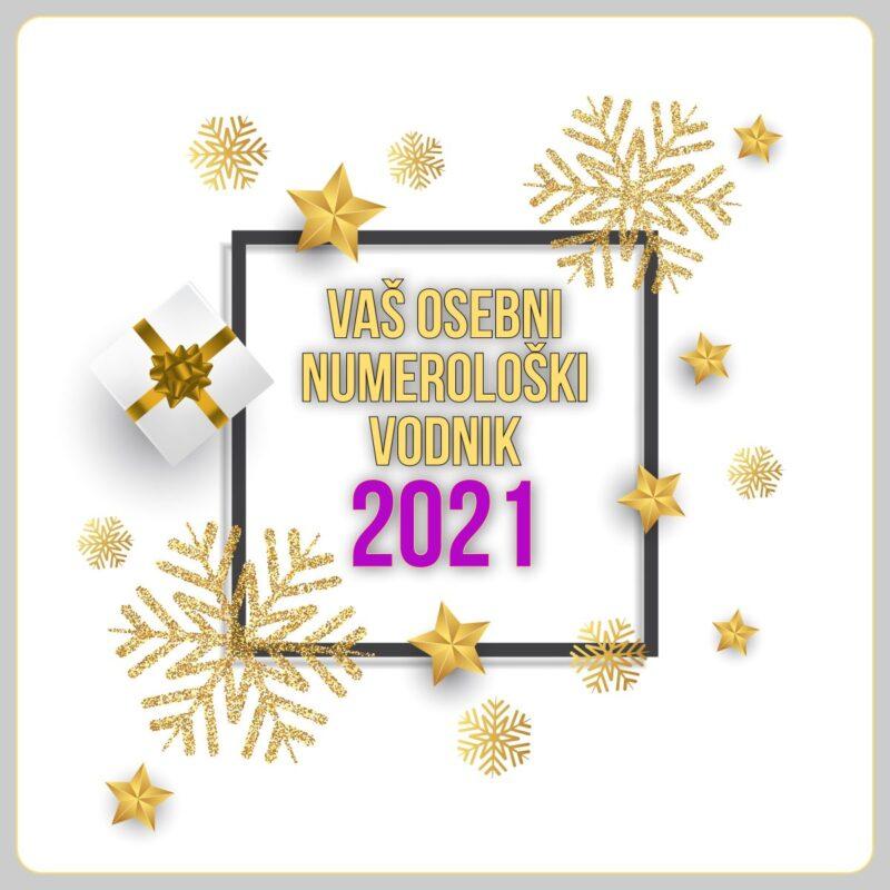 Leto 2021: Vaš osebni numerološki vodnik 1