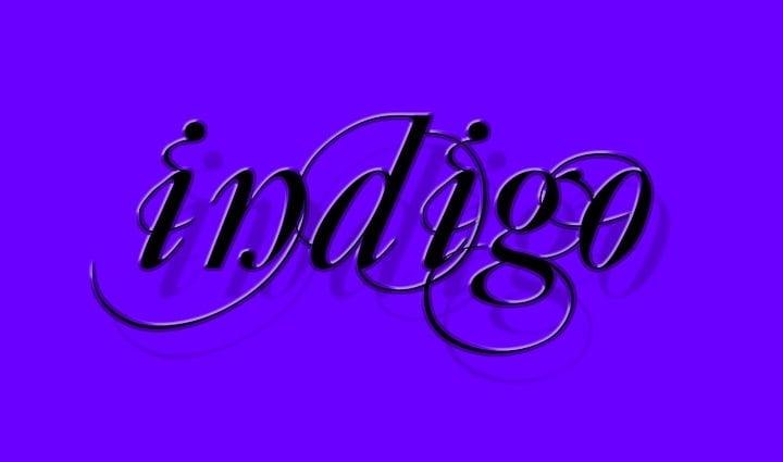 Indigo barva - Barva intuicije, modrosti in višjega uma 3