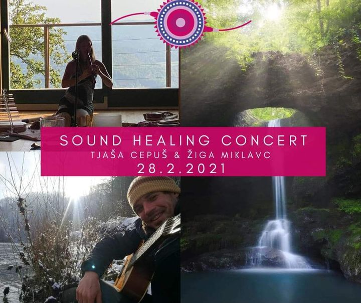 Zvočni / Sound SPA Online 'Pesem Vodam / Songs To Waters' 1