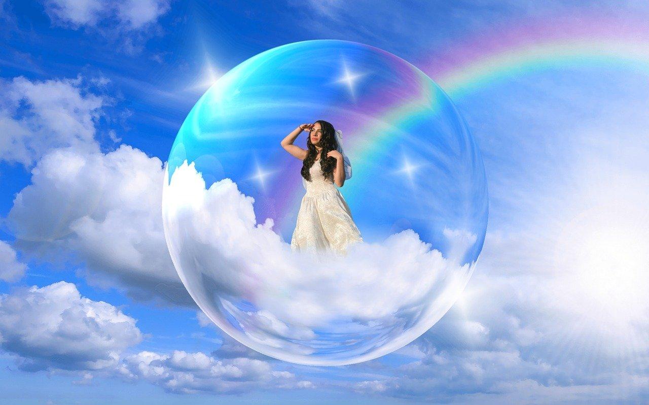 Meditacija: stik z Božanskim in angeli