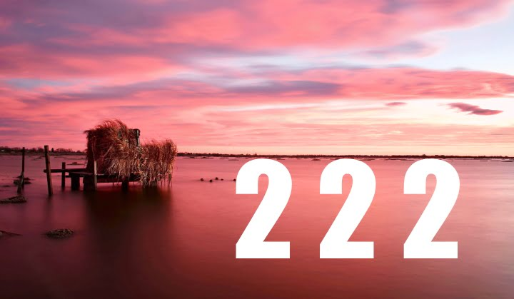 Danes, 22. 2. 2021 je aktivirana numerološka koda 22 4