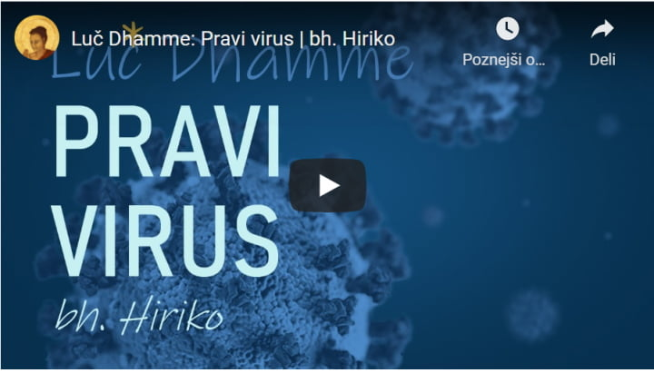 Luč Dhamme: Pravi virus 4