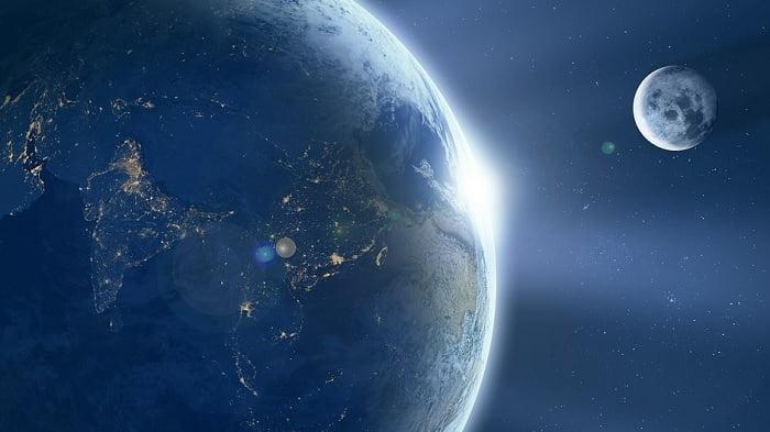 Superluna v Škorpijonu - 27. 4. 2021 2