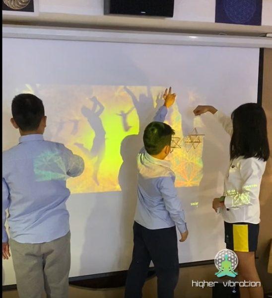 Drunvalo & LuKa & Kitajski super jasnovidni otroci 1