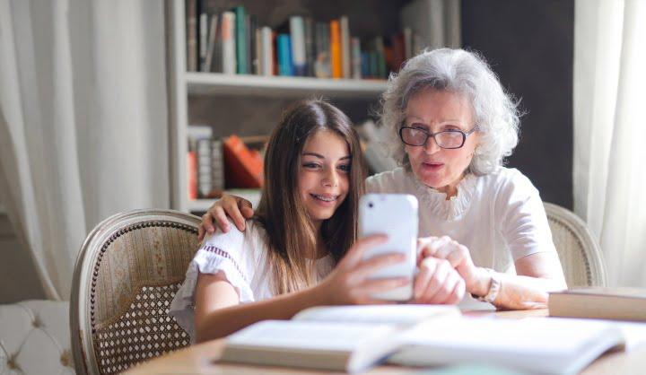 Vloga starih staršev 2