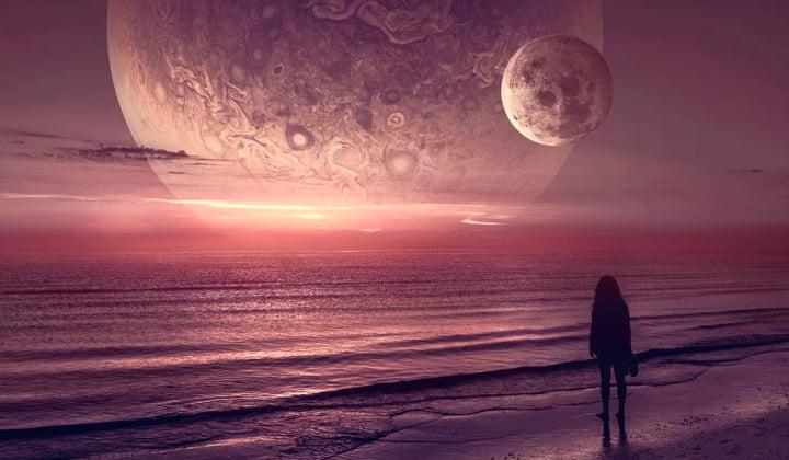 Astrološka napoved Maj 2021: Čaka nas močan mrk ob krvavi polni luni 4