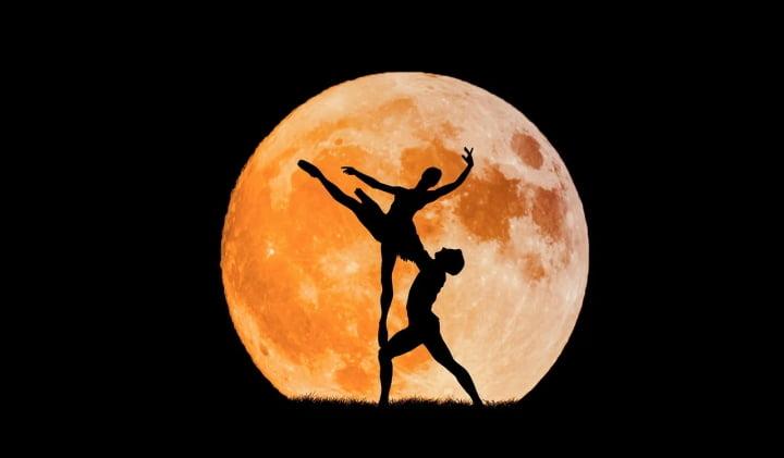 Prihaja sezona mrkov - Lunin mrk 2