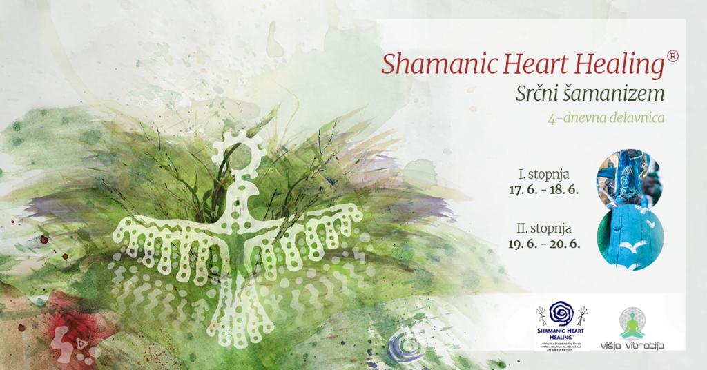 DELAVNICA SHAMANIC HEART HEALING® - SRČNI ŠAMANIZEM 1&2 - Miha 1