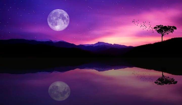 Kaj nam prinaša polna luna v kozorogu - Napoved Vedska astrologija Jyotish 4