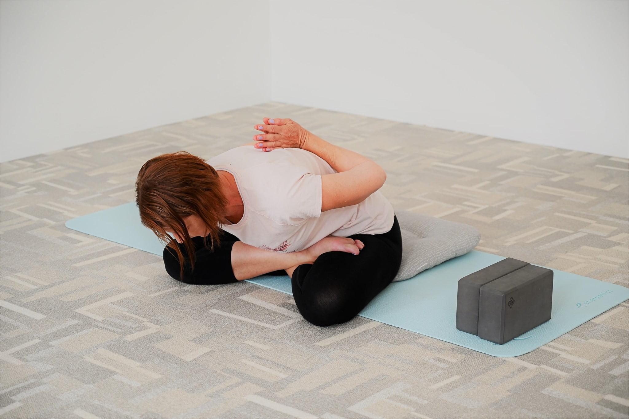 Začetni tečaj joge v LJUBLJANI 8
