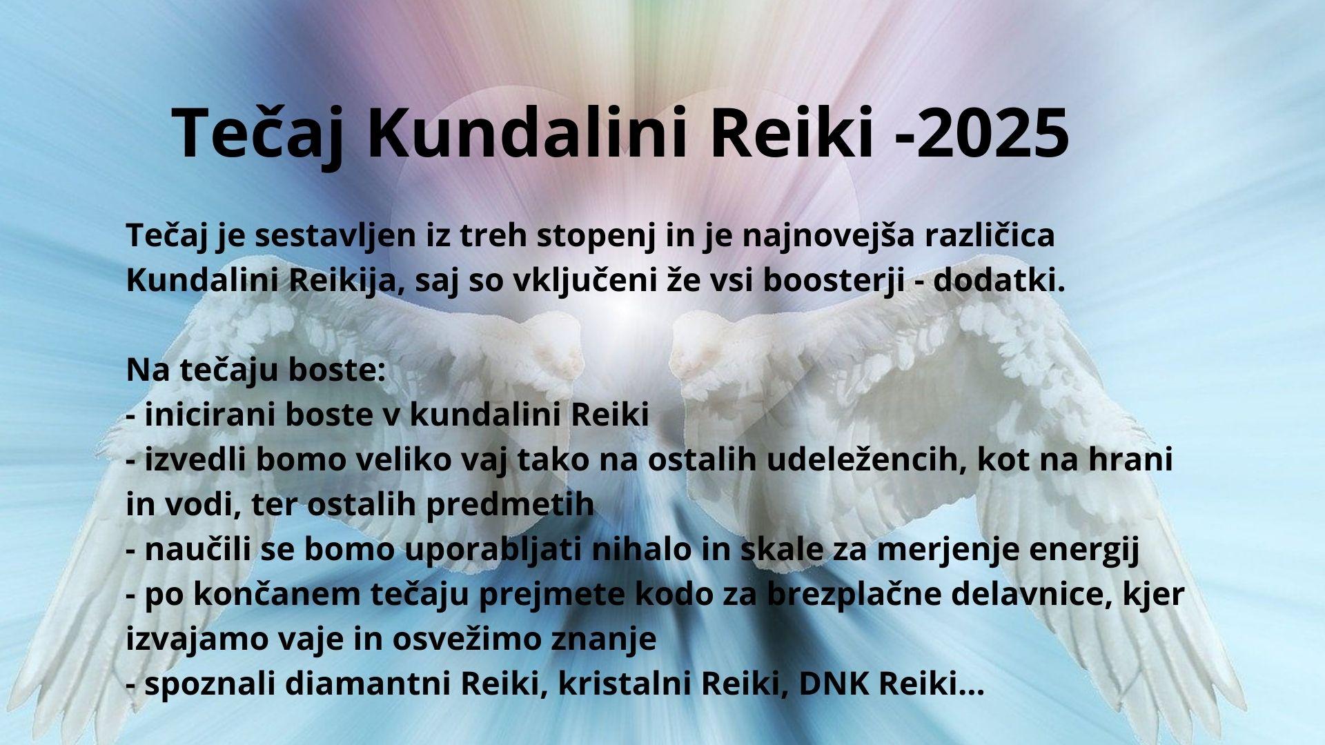 Tečaj Kundalini Reiki 1. stopnja 8